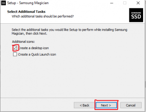 Samsung Magician Software