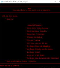 Motorola Auto Flash Tool Download