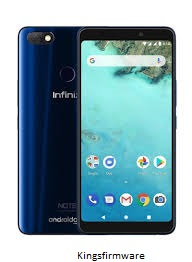 Infinix Note 5 Sylus MT6763 Firmware