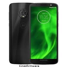 Motorola G6 XT1925-13 Firmware